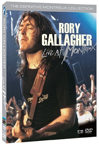 Rory Gallagher Live At Montreux Definitive Co Ntsc(1 4) 2 DVD