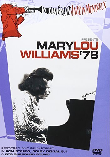 Mary Lou '78 Williamsm Norman Granz Jazz In Montreux Nr Ntsc(1 4)