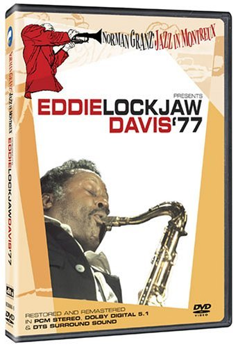 Eddie Lockjaw Davis Norman Granz' Jazz In Montreux Nr Ntsc(1 4)