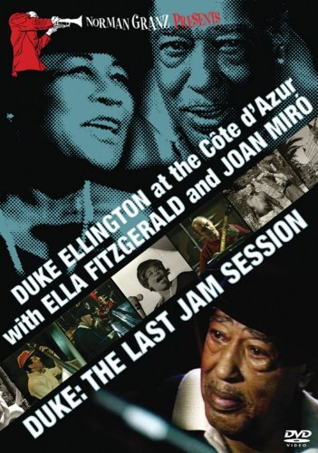 Ellington Fitzgerald Duke Ellington At The Cote D'a Ntsc(1 4) 2 DVD