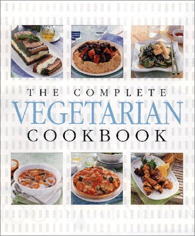 Thunder Bay Press Complete Book Of Vegetarian