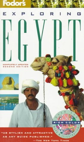 Fodor's Fodor's Exploring Egypt 2nd Edition