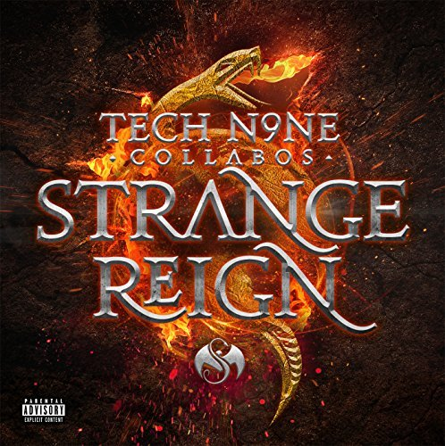Tech N9ne Collabos Strange Reign (dlx) Explicit Version