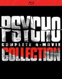 Psycho 4 Movie Collection Blu Ray R