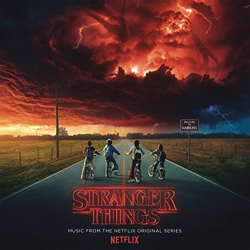 Stranger Things Music From The Netflix Original Series