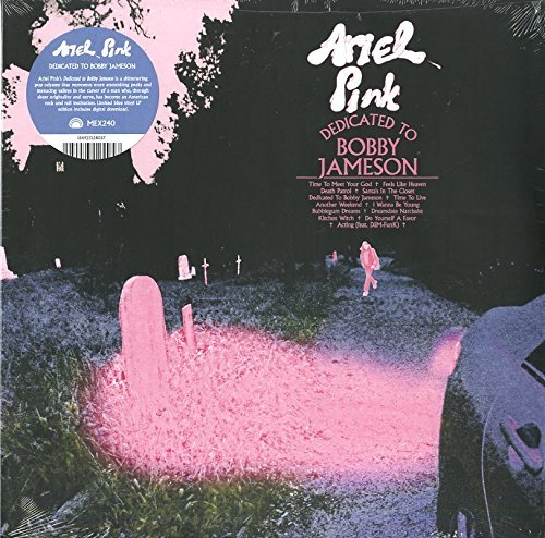 Ariel Pink Dedicated To Bobby Jameson [blue Vinyl] Blue Vinyl Indie Exclusive Ltd To 1000 Copies