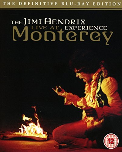 The Jimi Hendrix Experience American Landing Jimi Hendrix Experience Live At Monterey