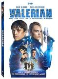 Valerian & The City Of A Thousand Planets Dehaan Delevingne Owen DVD Pg13