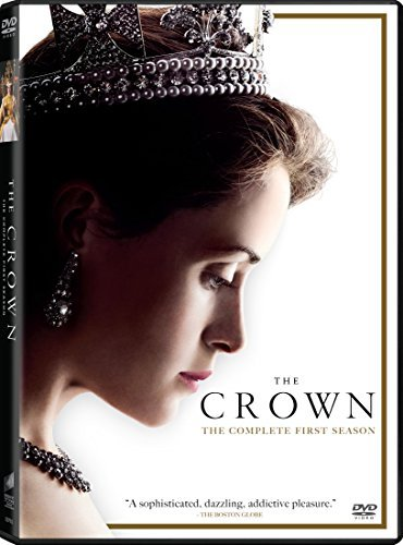 The Crown Season 1 DVD