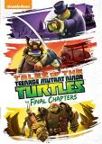 Tales Of The Teenage Mutant Ninja Turtles Final Chapters DVD