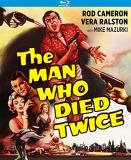 The Man Who Died Twice Cameron Ralston Blu Ray Nr