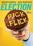 Election Broderick Witherspoon DVD Criterion