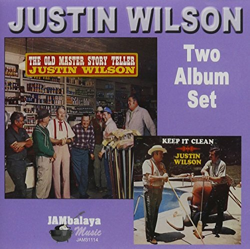 Justin Wilson Old Master Keep It Clean