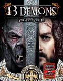 13 Demons Grey Cunningham DVD Nr
