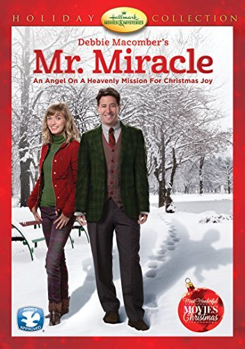 Debbie Macomber's Mr. Miracle Morrow Anderson DVD