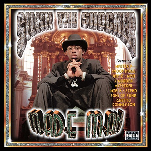 Silkk The Shocker Made Man (ex 2lp) Explicit Version