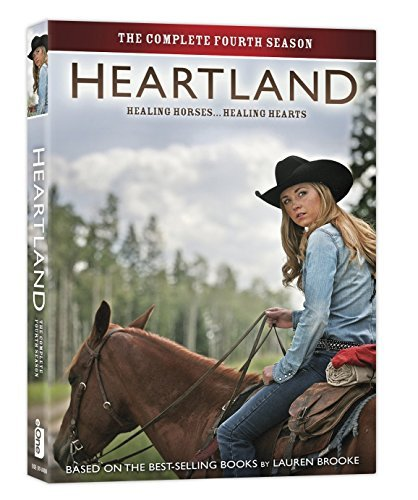 Heartland Season 4 DVD