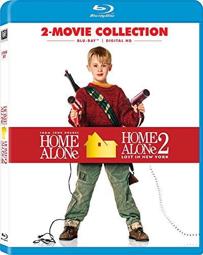 Home Alone 2 Movie Collection Blu Ray