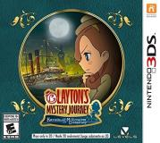 Nintendo 3ds Laytons Mystery Journey Katrielle And The Millionaires' Conspiracy
