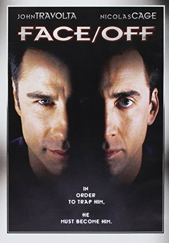 Face Off Travolta Cage Allen DVD R