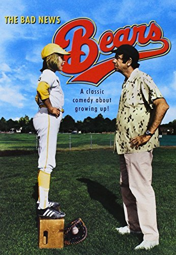 Bad News Bears (1976) Matthau O'neal Piazza Morrow DVD Pg