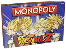 Monopoly Usaopoly Dragon Ball Z Edition Monopoly Board Game