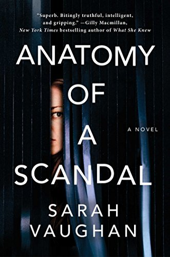 Sarah Vaughan Anatomy Of A Scandal
