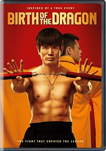 Birth Of The Dragon Ng Xia Magnussen DVD Pg13