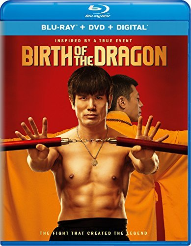 Birth Of The Dragon Ng Xia Magnussen Blu Ray DVD Dc Pg13