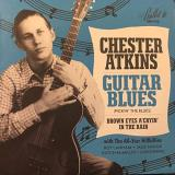 Chet Atkins Guitar Blues Brown Eyes A Cryin' In The Rain
