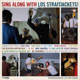 Los Straitjackets Sing Along With Los Straitjackets Vinyl Lp With Bonus 45 Single