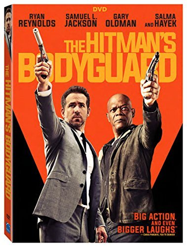 The Hitman's Bodyguard Jackson Reynolds Oldman DVD R