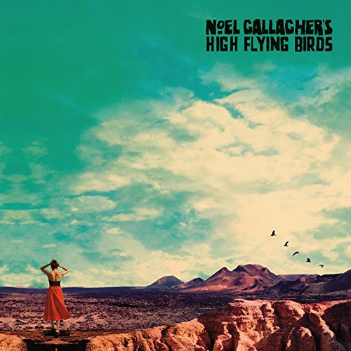Gallagher Noel High Flying Birds Who Built The Moon Deluxe Limited To 1500 Copies In The Us