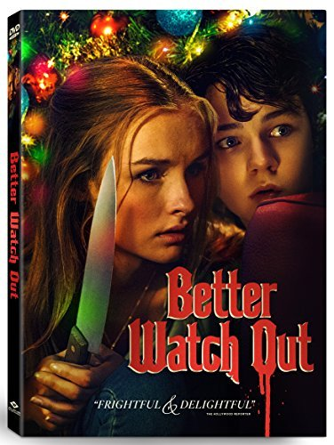 Better Watch Out Dejonge Madsen Warburton Miller DVD R