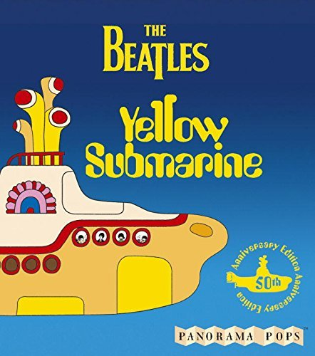 The Beatles Yellow Submarine A Panorama Pop