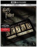Harry Potter & The Prisoner Of Azkaban Radcliffe Grint Watson 4khd Pg