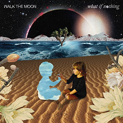 Walk The Moon What If Nothing (colored Vinyl) 2lp. 150g Vinyl. 1lp Translucent Purple Vinyl & 1 Lp Opaque White Vinyl