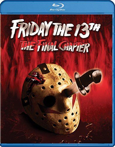 Friday The 13th The Final Chapter Beck Anderson Feldman Blu Ray R