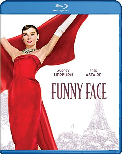 Funny Face Hepburn Astaire Blu Ray