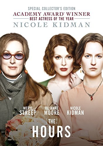 The Hours Streep Moore Kidman DVD Pg13