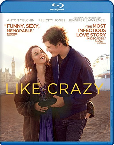 Like Crazy Jones Yelchin Blu Ray Pg13