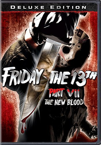 Friday The 13th Part Vii The New Blood Banko Lincoln Spirtas DVD R