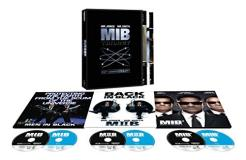Men In Black Trilogy 4khd 20th Anniversary Collection
