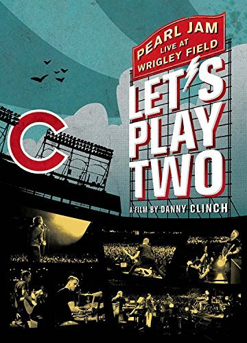 Pearl Jam Let's Play Two DVD CD