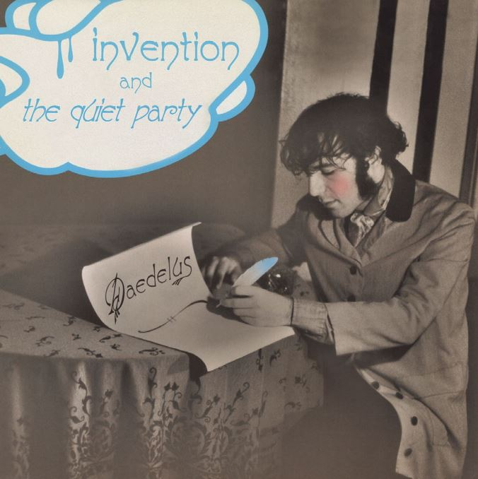 Daedelus Invention & The Quiet Party 2xlp Blue Beige Vinyl