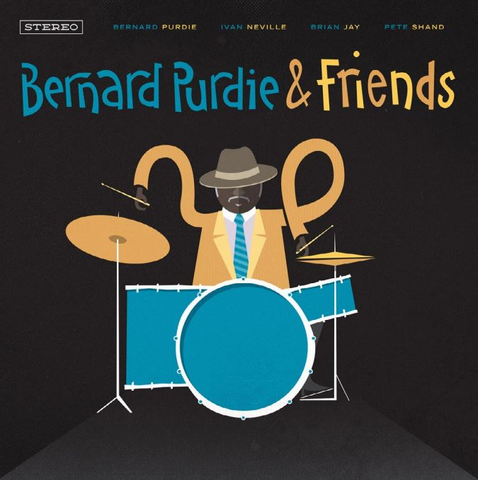 Bernard Purdie & Friends Cool Down