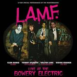 Walter Lure & Clem Burke L.A.M.F. Live At The Bowery Lp