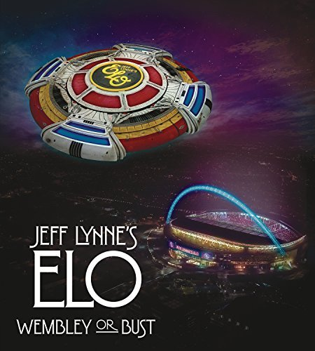 Jeff Lynne's Elo Jeff Lynne's Elo Wembley Or Bust 2 CD 1 Blu Ray