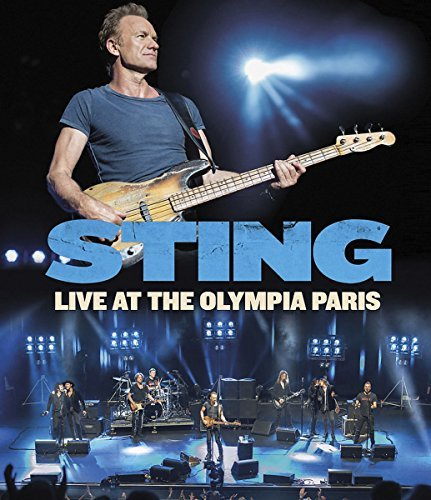 Sting Live At The Olympia Paris