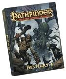 Paizo Publishing Pathfinder Roleplaying Game Bestiary 4 Pocket Edition
